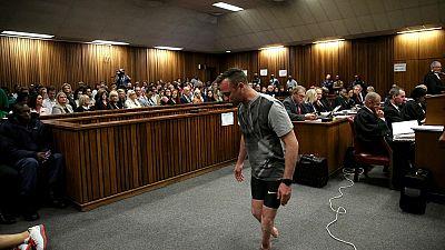 Procès de Pistorius : le procureur requiert 15 ans minimum pour l'ancien champion