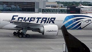 Localizados importantes restos del avión de Egypt Air desaparecido en mayo