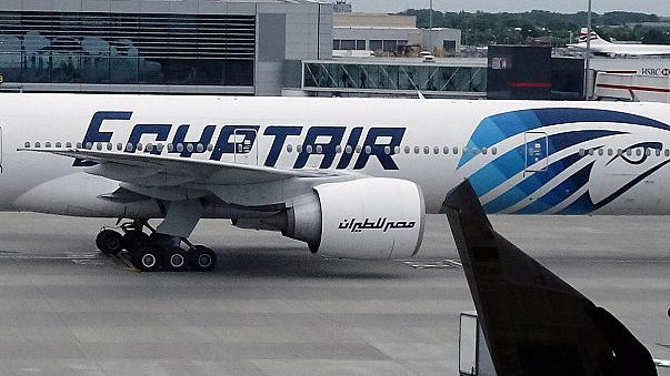 Mısır Havayolları uçağına ait yeni kalıntılar tesbit edildi