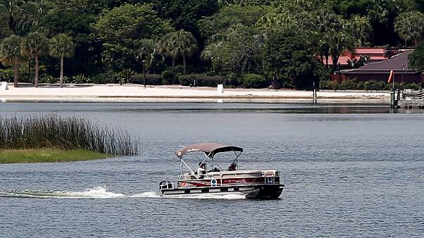 Florida police find body of boy grabbed by alligator