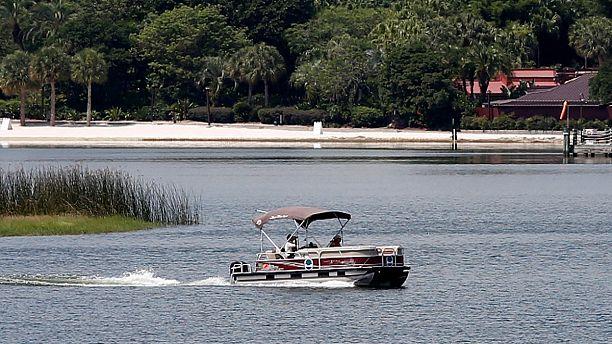 Florida police find body of boy grabbed by alligator