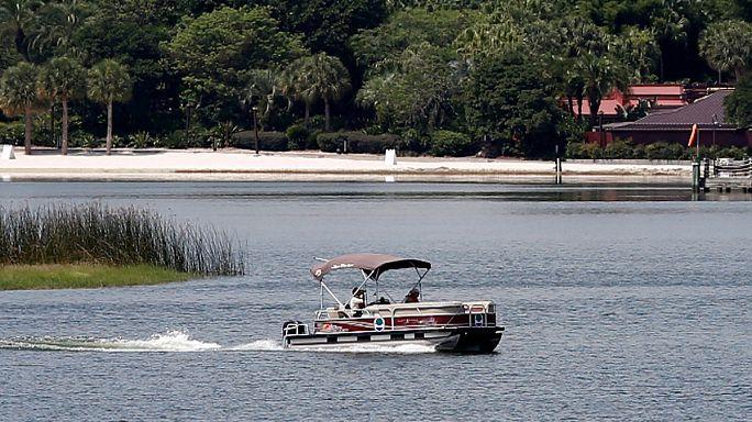 Тело малыша, утащенного аллигатором во Флориде, найдено