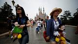 Chine : Disney inaugure un nouveau parc d'attraction à Shanghai