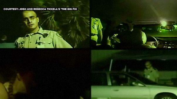 عمر متين منفذ هجوم أورلاندو كان ساخطا على ظروف عمله....(فيديو )