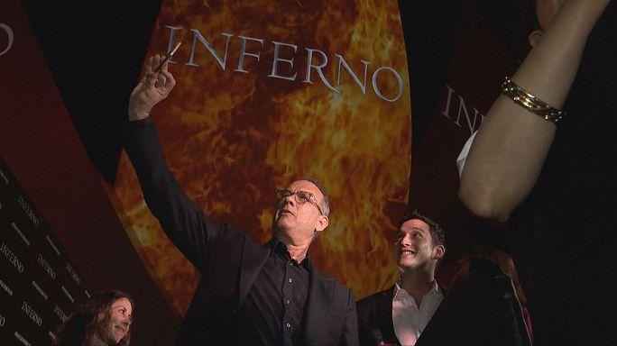 """Tom Hanks'in yeni filmi """"Cehennem""""in tanıtımına başlandı"""