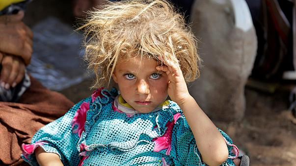 """Les Yézidis, cibles d'un """"génocide"""" en Irak et en Syrie"""