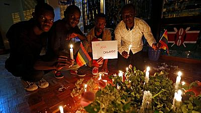 Kenya : les homosexuels rendent hommage aux victimes d'Orlando