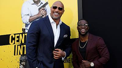 Kevin Hart and The Rock step into the 'Central Intelligence'
