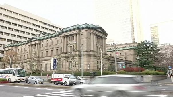 Ιαπωνία: στάση αναμονής από την Κεντρική Τράπεζα