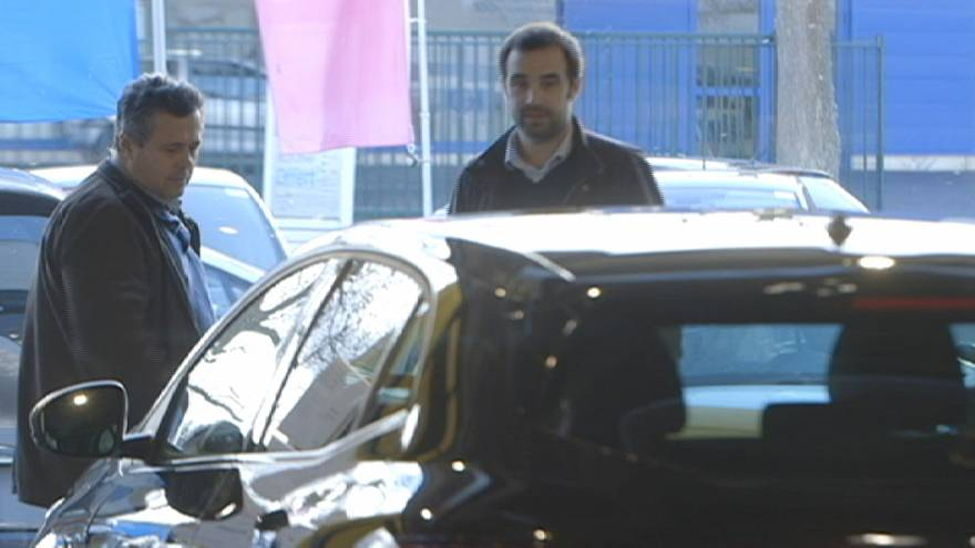 European car sales accelerate