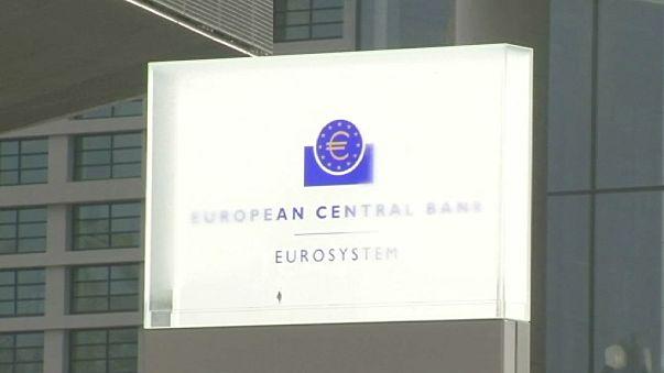 Euro Bölgesi'nde enflasyon negatif alanda kaldı