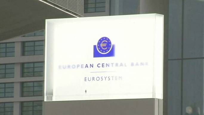 Zona euro com inflação negativa