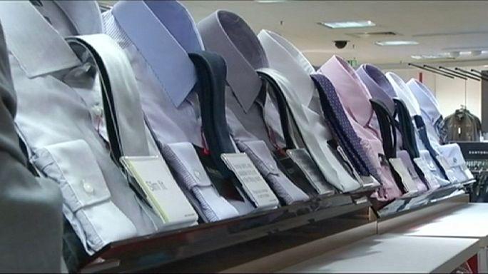 A májusi jó idő fellendítette a ruházati eladásokat az Egyesült Királyságban