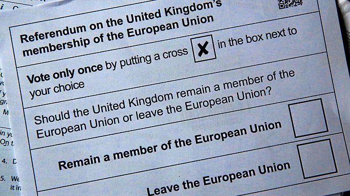 Un sondage annonce la victoire du Brexit