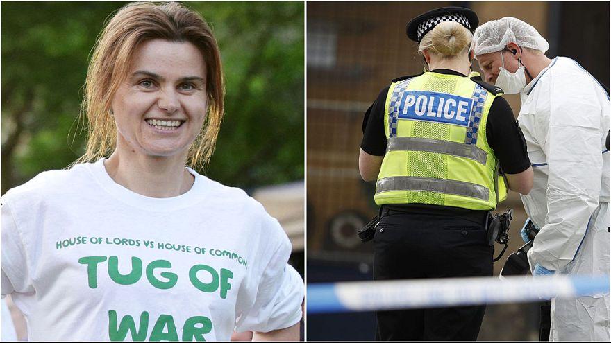 Brexit-Kampagnen ausgesetzt nach tödlichem Attentat auf Labour-Politikerin Jo Cox