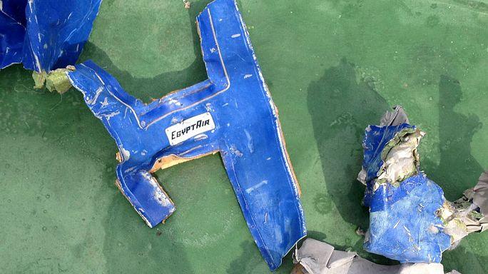 Megvan az EgyptAir-gép fekete doboza