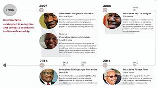 African leaders lose out on $5m Mo Ibrahim African leadership prize