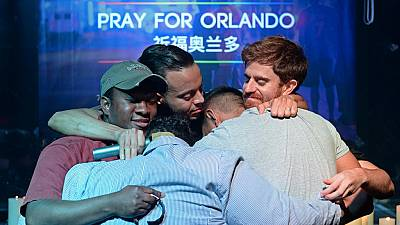 Orlando gunman's father 'sorry' for victims, calls for unity against IS