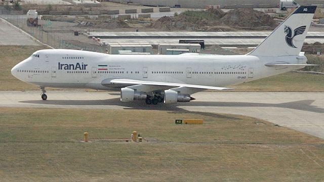 کمیسیون اروپا بسیاری از محدودیتهای پروازی ایرانایر را لغو کرد