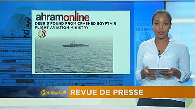 Revoir la revue de presse du 16-06-2016 [Morning Call]
