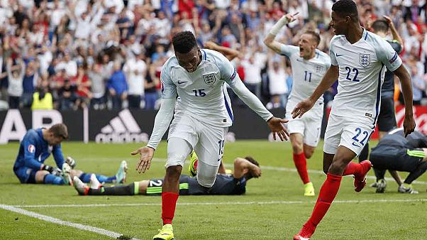 ЕВРО-2016: в британском дерби победила Англия