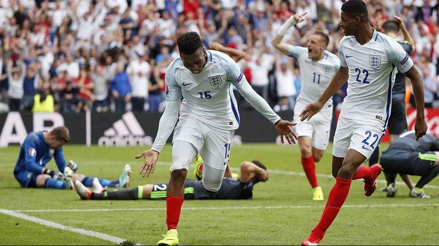 Favorit England gewinnt 2:1 gegen Wales - Siegtreffer in der Nachspielzeit
