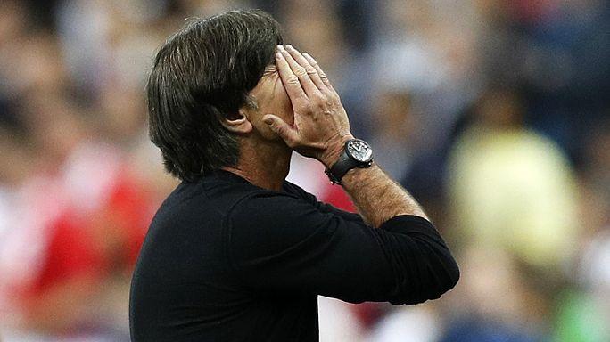 Euro 2016: Almanya ve Polonya'dan turnuvanın ilk golsüz maçı