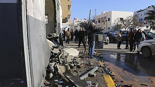 Suicide bomb kills 10 pro-govt forces in Libya