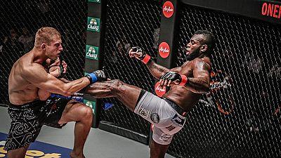 Sports de combat : le MMA en pleine expansion sur le continent africain