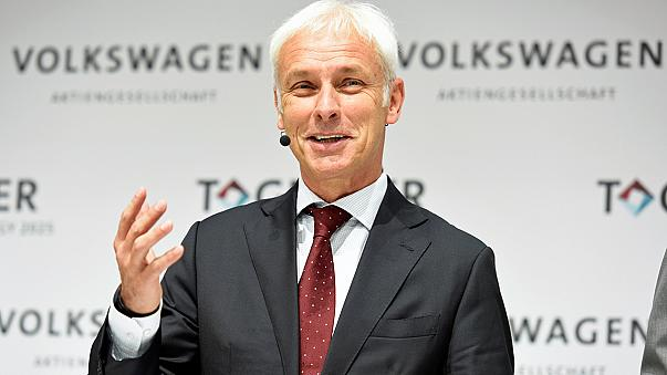 "VW repositions itself as a leader in ""green transport"""