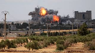 Сирия: оппозиция под Алеппо не стала соблюдать перемирие