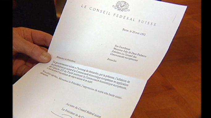 Svizzera: cancellare richiesta adesione a CEE, dice il Parlamento
