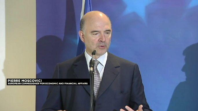 Eurogrupo: Grécia vai receber tranche de 7,5 mil milhões de euros