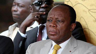 Le général Jean Marie Michel Mokoko en prison