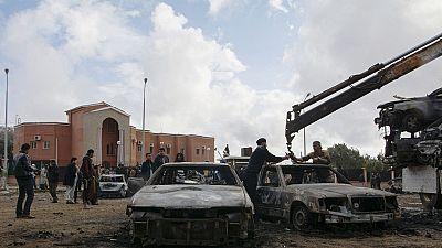 Libye : un attentat-suicide fait au moins 10 morts