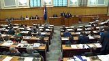 Hırvatistan'da hükümet zor kuruldu çabuk yıkıldı