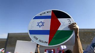 French envoy holds Israel-Palestine peace talks in Cairo