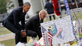Obama se reúne con familiares de las víctimas de la masacre de Orlando y pide nueva legislación sobre armas