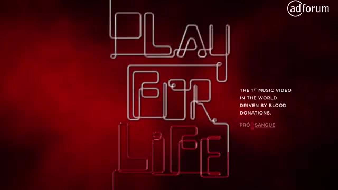 Play for Life (Fundação Pró-Sangue)