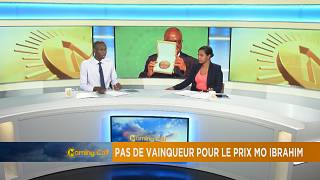 No Mo Ibrahim award for African leaders [The Morning Call]