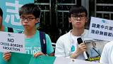 Hong Kong protests over booksellers' detentions after Lam Wing-kee accuses China