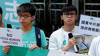 Hongkonger Buchhändler wirft China Verschleppung vor