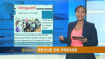 Revoir la revue de presse du 17-06-2016 [The Morning Call]