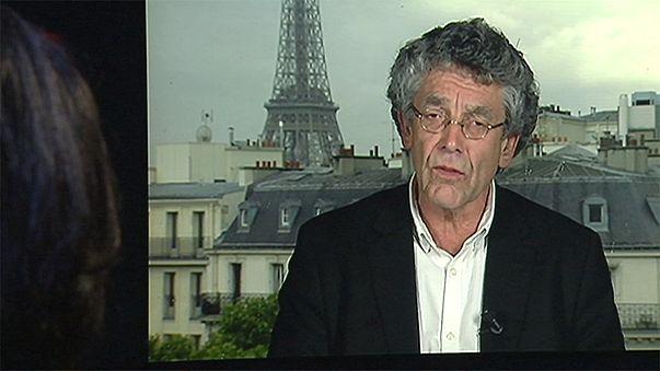 """Альбер Ожьян: """"Французские активисты не впадут в спячку"""""""