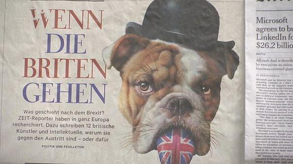 Brexit: voci dall'Europa, italiani la temono e tedeschi meno spaventati