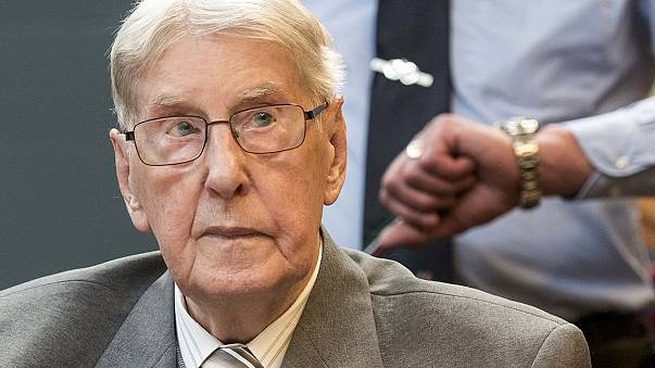 Holocaust survivors welcome conviction of Auschwitz guard Reinhold Hanning