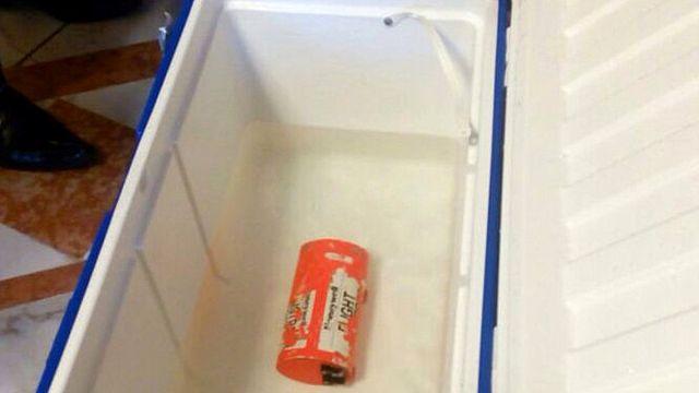 Mısır yolcu uçağının ikinci kara kutusu bulundu
