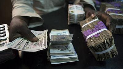 Le FMI salue l'arrimage du naira au dollar