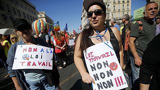 اعتصابها در فرانسه ادامه خواهد داشت
