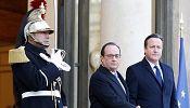 Brexit: Hollande in Not